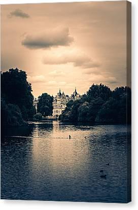 Dreamy Palace Canvas Print