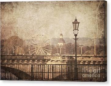 Dresden Canvas Print by Jelena Jovanovic