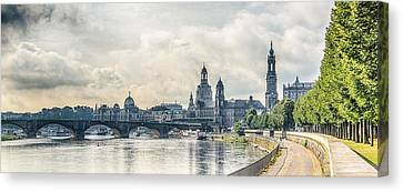 Dresden Canvas Print by Thomas Christoph
