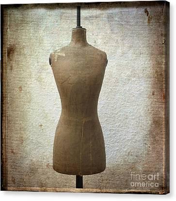 Dressmaker Canvas Print - Dressmaker's Model by Bernard Jaubert