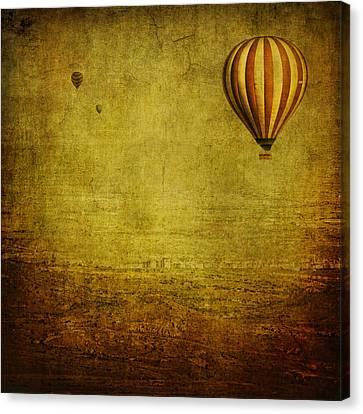 Drifting Canvas Print by Andrew Paranavitana