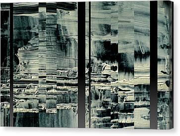 Drifting Canvas Print by Chad Rice
