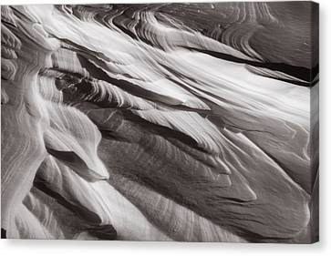 Drifts Abstract Canvas Print