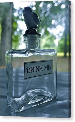Canvas Print - Drink Me by Brynn Ditsche