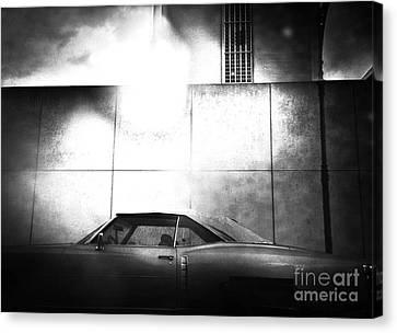 Drive Canvas Print by Angelo Merluccio