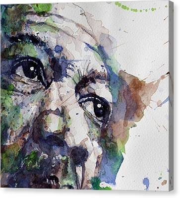 Driving Miss Daisy Canvas Print by Paul Lovering