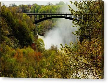 Driving Park Bridge Canvas Print