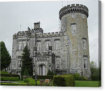 Dromoland Castle Canvas Print by Kelly Schutz