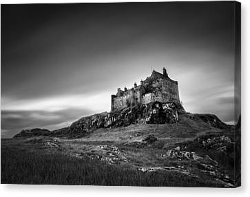 Duart Castle Canvas Print