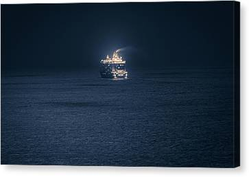 Dubrovnik Cruiser Canvas Print by Matti Ollikainen