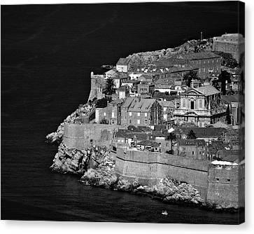 Canvas Print - Dubrovnik by Mario Celzner