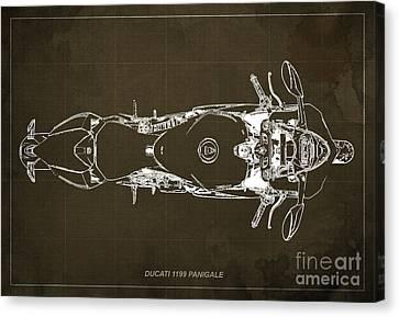 ducati panigale canvas prints | fine art america