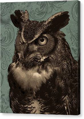 Dudley Canvas Print by Rose  Fleming