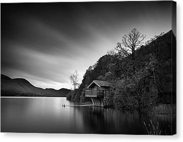 Duke Of Portland Boathouse Canvas Print