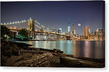 Dumbo After Midnight Canvas Print