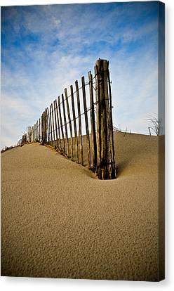 Dune Canvas Print by Kristopher Schoenleber