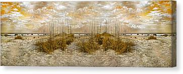 Dunes Canvas Print by Betsy Knapp