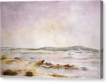 Dunes Iv Canvas Print