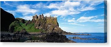 Dunluce Castle, Antrim, Ireland Canvas Print