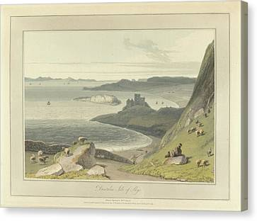 Duntulum Canvas Print by British Library