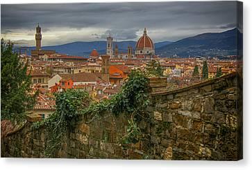 Duomo View Canvas Print