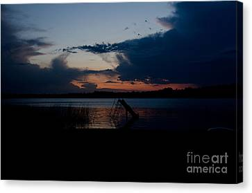 Independance Canvas Print - Dusk  by Cassie Marie Photography