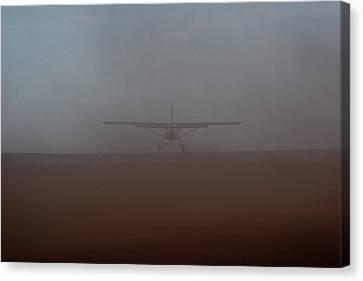Dust Canvas Print by Paul Job