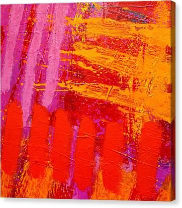 Dynamic Colour Canvas Print by John  Nolan