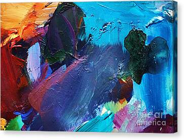 Dynamic Canvas Print by John Clark