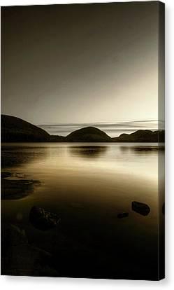 Eagle Lake Canvas Print