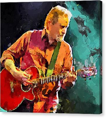 Eagles Hotel California 5 Canvas Print