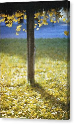 Early Autumn Canvas Print by Igor Baranov