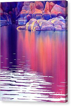 Early Light Canvas Print by Robert Hooper