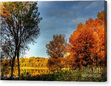 Early Light Canvas Print by Thomas Danilovich