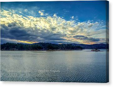 Early Morning Front. Canvas Print by Paul Herrmann