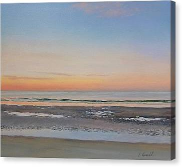 Early Morning Sky Canvas Print