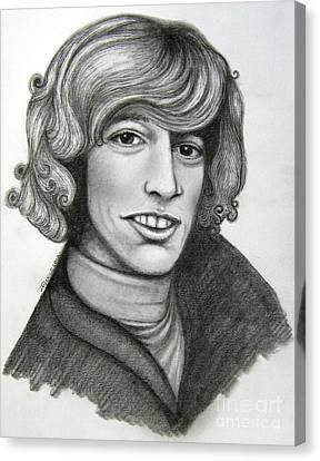 Robin Gibb Canvas Print