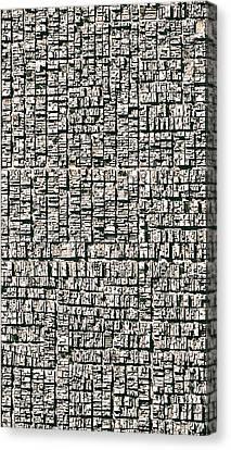 Earth Dwarawati Canvas Print by John Illingworth