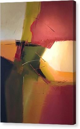 Earth Tones Canvas Print by Bob Rankin