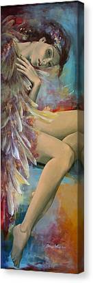 Earthly Feelings Canvas Print by Dorina  Costras