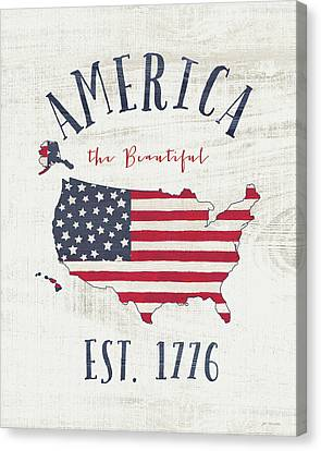 East 1776 Canvas Print