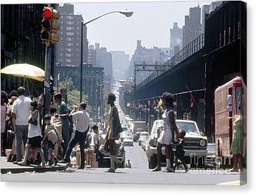 East Harlem Canvas Print