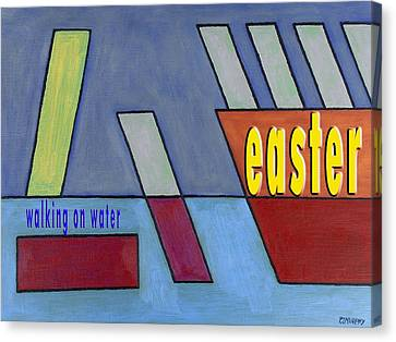 Easter 31 Canvas Print