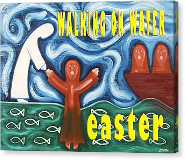 Easter 38 Canvas Print