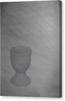 Easter Eggcup Canvas Print