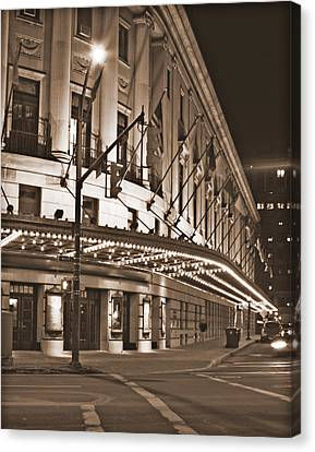 Eastman Theater Canvas Print