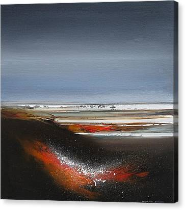 Canvas Print - Ebb Tide by Roland Byrne