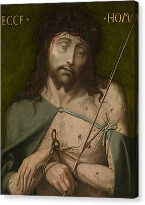 Ecce Homo   Canvas Print by  Old Master