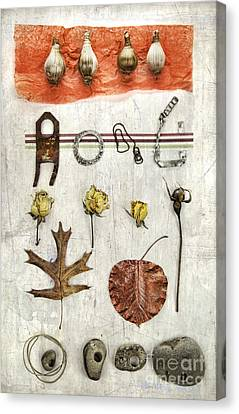 Daffodils Canvas Print - Eclectic Collection by Elena Nosyreva
