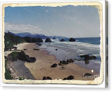 Ecola 1 Canvas Print by Chalet Roome-Rigdon